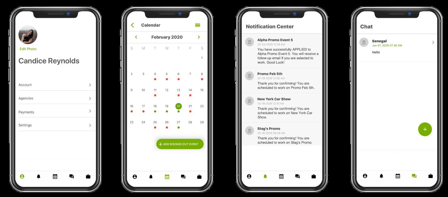 Senegal Software Mobile App