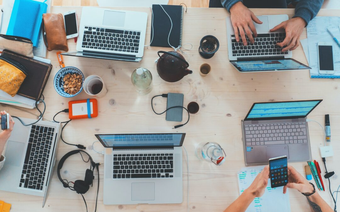 3 Reasons why Technology is Key to Growing your Business